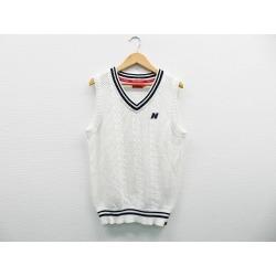 NEW BALANCE New Balance mesh knit best white system 2 golf wear Lady's