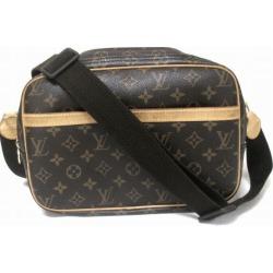Louis Vuitton Louis Vuitton monogram reporter PM M45254 bag ★★