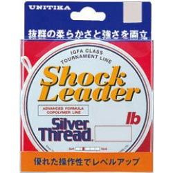 Unitika Silver Hired Shock Leader 50 M 30lb