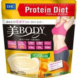 300 g of DHC protein diet beauty Body mango taste [cancellation, change, returned goods impossibility]