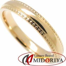 Star jewelry STAR JEWELRY ring K18YG 8 yellow gold ring /092035