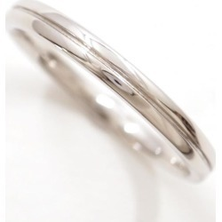 K10 10 gold WG white gold ring 17 metal used jewelry ★★ giftwrapping for free