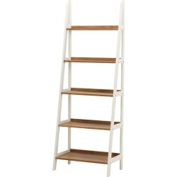 It includes the design rack wooden 64cm in width X 39cm in depth X 180cm in height (white) postage!