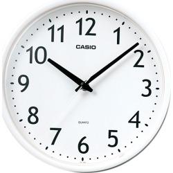 Casio Clock Wall Clock White Iq587jf