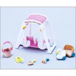 Sylvanian Families Furniture: Baby Swing Setシルバニアファミリー 家具
