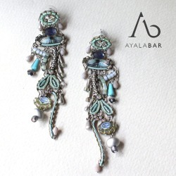 Ayala bar Ayala Bar, Israel/ classical music collection pierced earrings Clearwater Clearwater