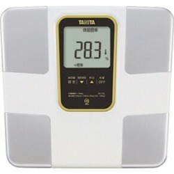 TANITA body fat calculator, scale BC-723 [a type: a body composition measurement position in total: sole size: 305x40x284mm weight: 1,200 g]