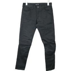 LAD MUSICIAN Ladd musician 17SS SKINNY PANTS stretch gabardine skinny pants black 42 men