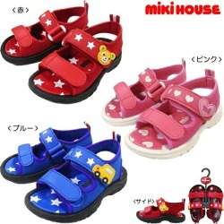 Mikihousejerzy Material Kids Sandals
