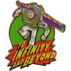 To buzz Toy Story 4 pin badge Disney Small planet gift miscellaneous goods collection animation teens miscellaneous goods mail order marshmallow pop 10/29