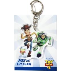 Disney Toy Story 4 goods acrylic key ring Woody & buzz
