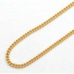 Two K18 18-karat gold YG yellow gold necklace metal approximately 5.9 g approximately 50cm Kihei Kihei used jewelry ★★ giftwrapping for free