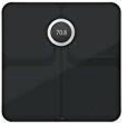 Fitbit body fat calculator Fitbit Aria 2 FB202BK-JP [black] [a type: a body fat calculator measurement position: sole size: 310x30x310mm weight: 2,000 g]