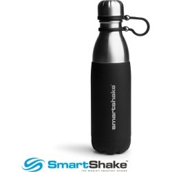 Mug bottle smart Shay chestnut theine 500 ml water bottle stainless steel bottle cool direct drink sports are stylish