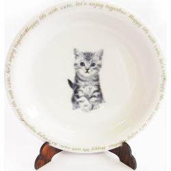Cat Tableware Series Flatware American Shorthair Cat Cat,