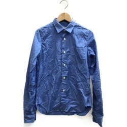 It is ジュンヤワタナベコムデギャルソン SIZE XS (less than XS) long sleeves shirt wrinkle processing JUNYA WATANABE COMME des GARCONS men until - 9/11 1:59 at 9/9 18:00
