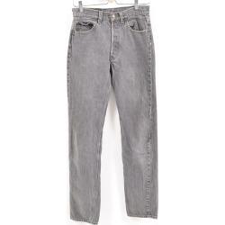 Men w29 /wbc2574 in the 90s made in Levis Levi's 501 black jeans straight denim underwear USA