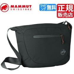 Take the men's lady's bag slant that マムートショルダーバッグ [regular store] MAMMUT Shoulder Bag Round 8L 2520-00570-0001-180 bag fashion shows cute; a bag traveling bag porch