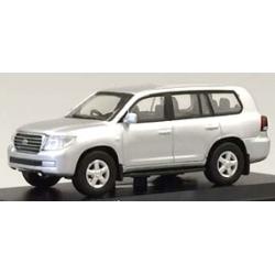 Kyosho Original 164 Toyota Land Cruiser 200 Silver
