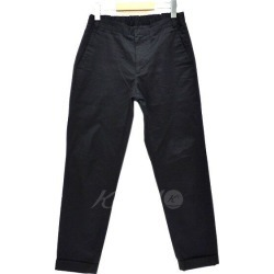 A' P. Japan size C cup Twill back rubber underwear chino pants black size: XS (アーペーセー)