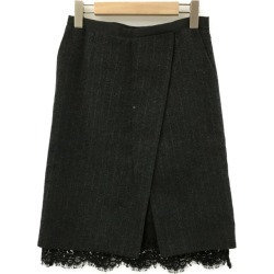 It is Sakai rack SIZE 1 (S) skirt sacai luck Lady's until - 9/11 1:59 at 9/9 18:00