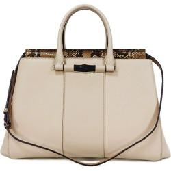 Gucci handbag 2WAY shoulder bag bamboo python pink beige 370815 Lady's bag bag elegant high quality refined adult brand