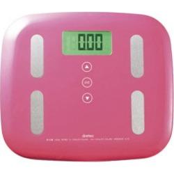 "Weight body composition meter ""ピエトラプラス"" pink"