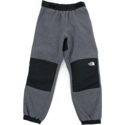 ザノースフェイスデナリスリップオンパンツ fleece underwear /NB81836/S/ gray X black /THE NORTH FACE ■ 282296