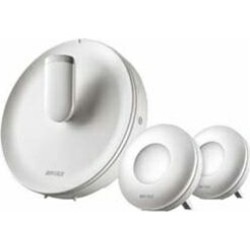 Two BUFFALO wireless LAN AirStation connect main phone one broadcast machine WTR-M2133HP/E2S