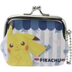 To pouch porch coin purse Pokemon dark blue X pink Pocket Monster Yoshiko Malle in case accessory case mail order 10/29