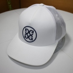 Brand G FORE (G forehand) golf cap white mesh adjustable size G/FORE 19ss from Los Angeles