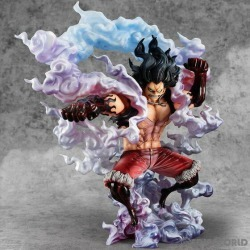 [uncivilized seal] part of [FIG]Portrait. Of. Pirates P.O.P SA-MAXIMUM ルフィギア 4 shin Iku man ONE PIECE (dress) finished product figure skating online shop & straw store-only Megahouse (20190827)