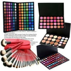 120 Colors Of Lucky Bag 2013 Pro Specifications Eye Shadow Palettes, 21 found on MODAPINS from Rakuten Global for USD $107.00