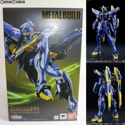 [uncivilized seal] [FIG] soul ネイション 2017 holding memory product METAL BUILD Gundam F91 (Harrison マディン machine) mobile suit cross Vaughn Gundam finished product movable figure skating BANDAI (20171201)