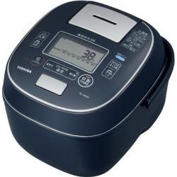 TOSHIBA rice cooker vacuum pressure IH RC-18VXN(L) [indigo blue]