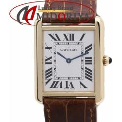 Cartier Cartier tank solo LM W1018855 men quartz /35994 watch