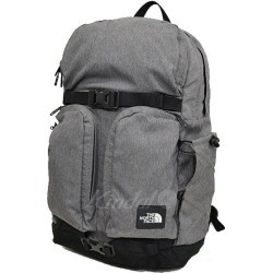 THE NORTH FACE MONDAZE backpack NM71507 gray size: - (the North Face)