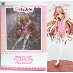 [uncivilized seal] is SS finished product figure skating PLUM (plum) (20141123) [FIG] Hakamada sun (はかまだひなた) - rabbit Ver. - low きゅーぶ