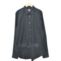 BLACK COMME des GARCONS 17AW long sleeves shirt