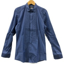 Dolce and Gabbana long sleeves dress shirt G5DF9T FU5OL men SIZE 39 (M) DOLCE & GABBANA like-new at 9/2 18:00 until - 9/3 23:59