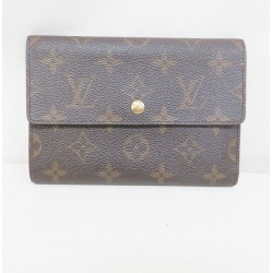 Louis Vuitton Louis Vuitton ポルトトレゾールエテュイパピエ three fold wallet unisex M61202 ★★ found on Bargain Bro India from Rakuten Global for $94.00