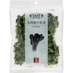 Dehydrated vegetables Japanese mustard spinach one piece of article [cancellation, change, returned goods impossibility]