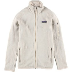 Patagonia Patagonia better sweater jacket fleece jacket Lady's XS /wbh7131 made in 15 years