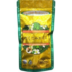 45 g (*180 250 mg) of Health Balance health balance stinking noxious weed extract (for approximately 90 days)
