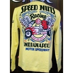 Long Sleeve T Shirt Speed Nuts