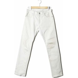Fried C-PANTS 003 stretch picket underwear 3 ivory zip bottoms made in THE Mongolian chops Japan