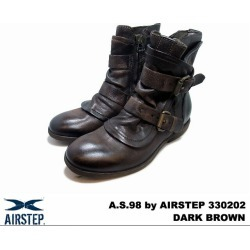 A.s.98 By Airstep 330202 Ebano Made In Italy Italy