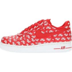 Nike /NIKE air force 1 sneakers (25cm/ red X white) bb205#rinkan*S