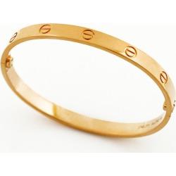 New Cartier Cartier love breath 18cm K18 750 PG pink gold Ref. B6035617 bangle 31200305