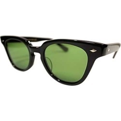 MADE IN JAPAN made in BIG YANK Big Yank SAFETY GLASSES glasses glasses BLACK black / green lens Japan